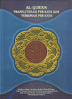 toko buku rahma: buku AL-QUR'AN TERJEMAH PER KATA DAN TRANSLITERASI PER KATA, AT-THAYYIB, penerbit cipta bagus segara