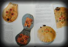 My stitcheries in Prims Magazine