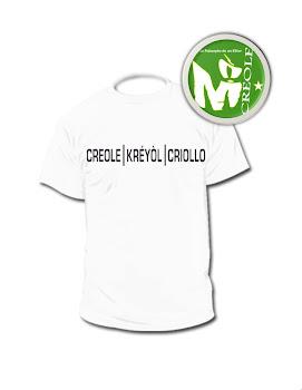 CHEMIZ-LA CREOLE-KRÉYÒL-CRIOLLO