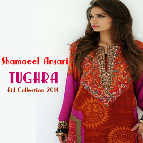 TUGHRA Eid Collection 2014