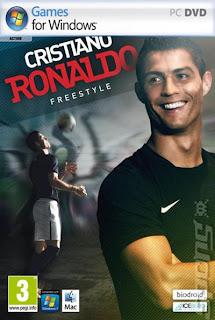Cristiano Ronaldo Freestyle Soccer Rip - 160 MB