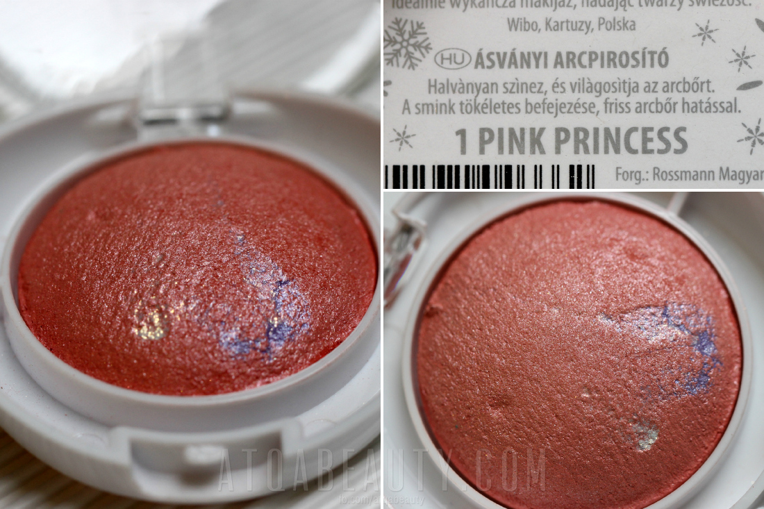 Lovely :: Snow Blusher • Terracotta Blusher • 1 Pink Princess