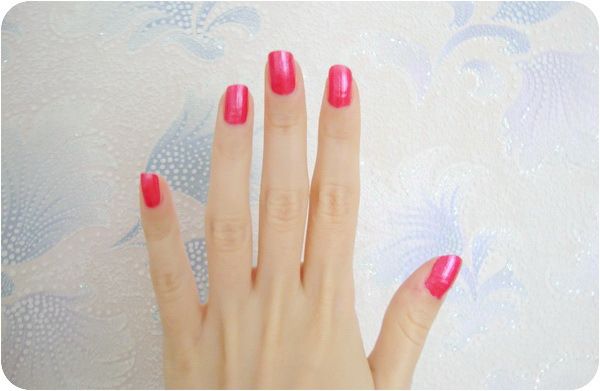 Reviews, Nail Polish, Nails, red pinky, Revolline
