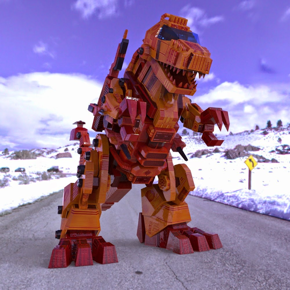 TyranoBot