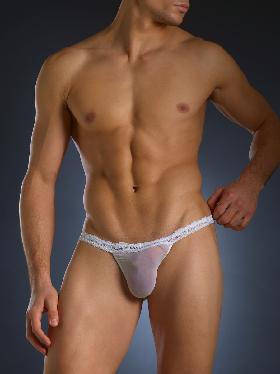 Gay male man underwear