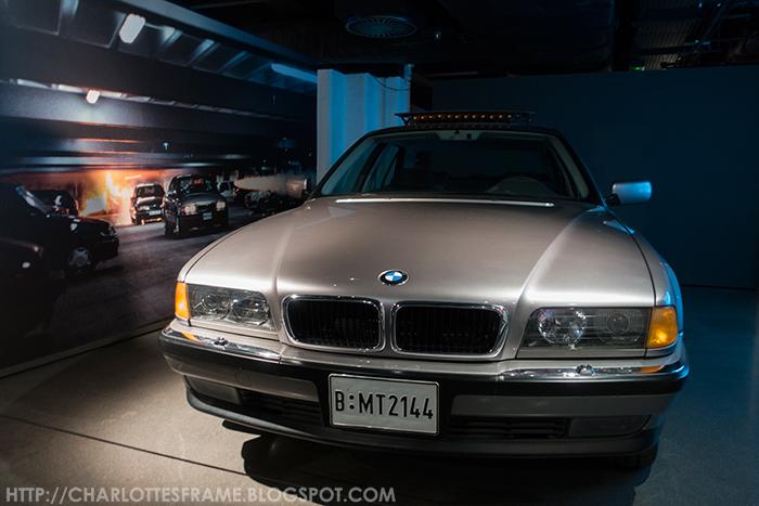 james bond BMW