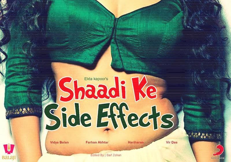 Desi Roamance Lyrics Shaadi ke Side Effects