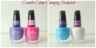 Casuelle Colour Changing