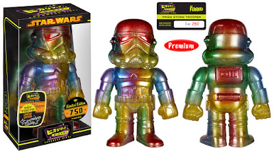 "San Diego Comic-Con 2015 Exclusive Star Wars ""Prism"" Stormtrooper Hikari Sofubi Vinyl Figure by Funko"