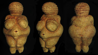 zeitloses Schönheitsideal weiblicher Formen