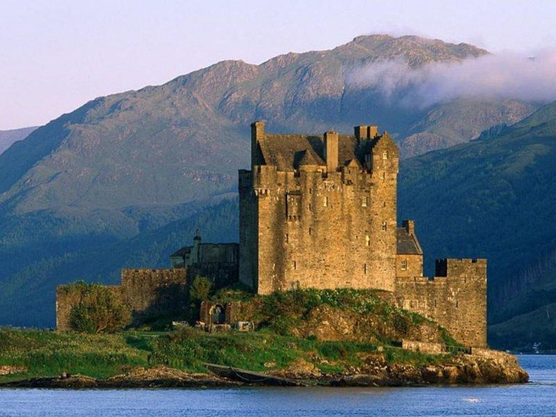 The Irish Castles