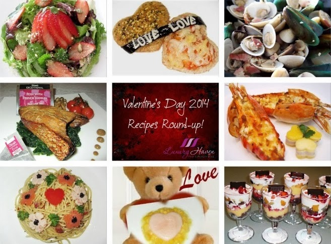 what to cook for valentines day