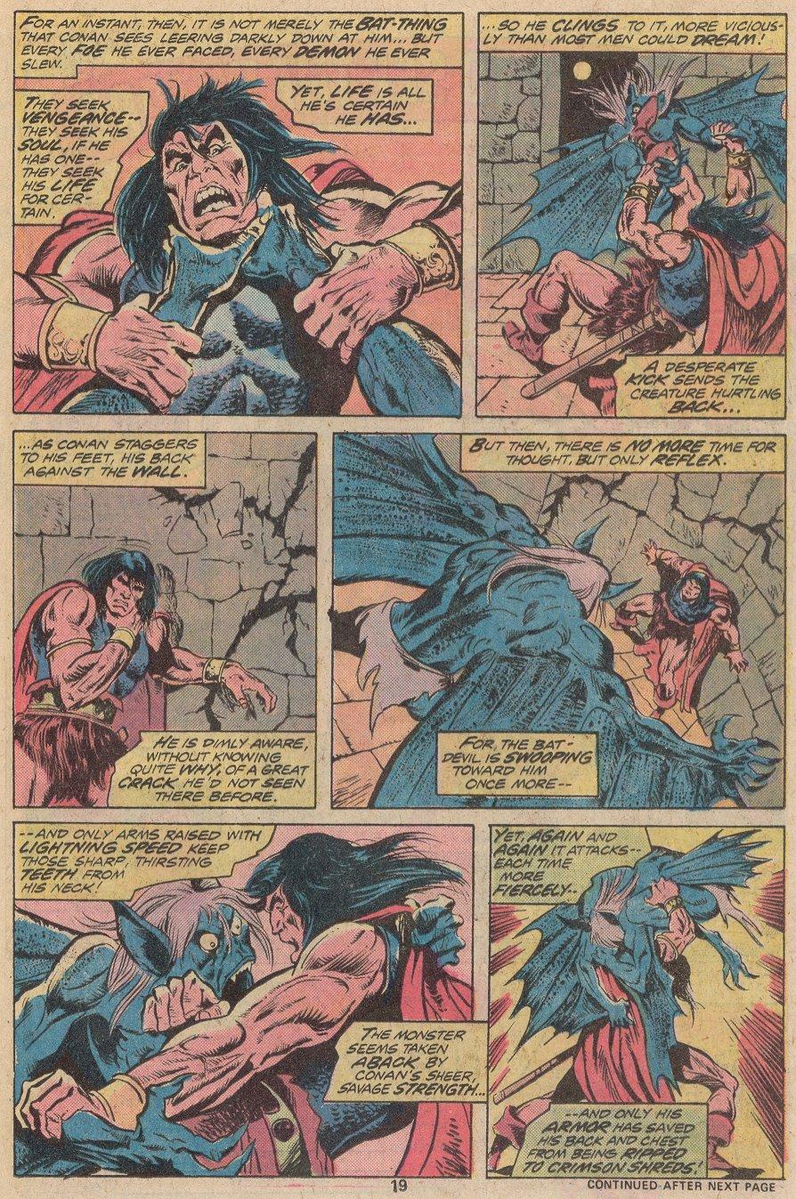 Conan the Barbarian (1970) Issue #56 #68 - English 14