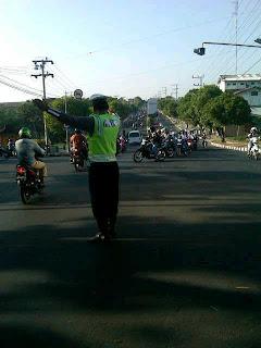 Simpang Tiga Jalan Tri Pandita