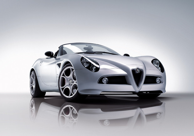 Alfa Romeo 8c Competizione Coupe. Early this year, Alfa Romeo