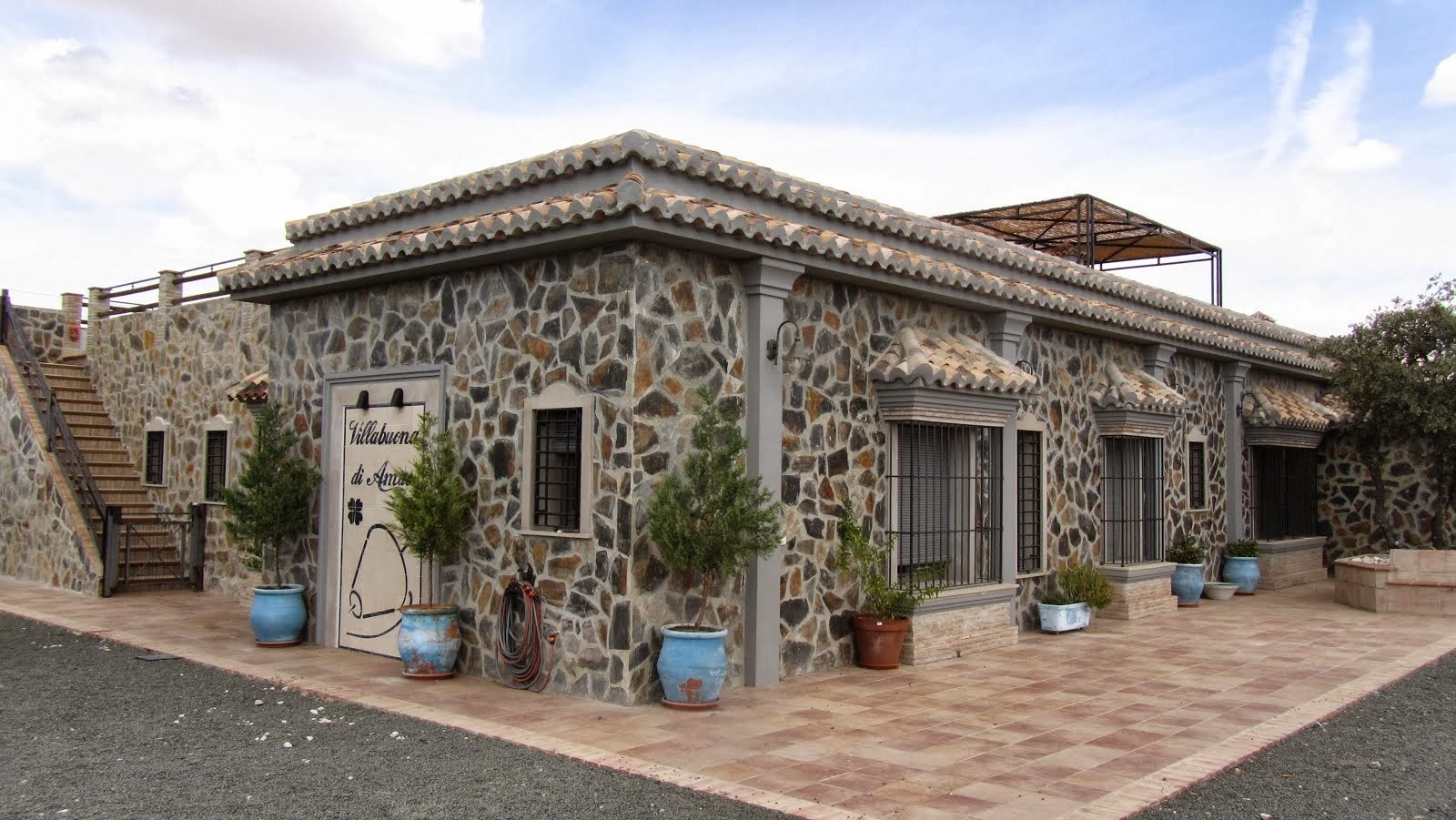 Casa rural Villabuona