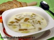 Fazuľková polievka - recept