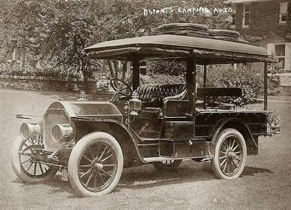 Dupont Camp Car