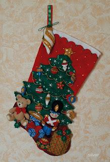 """фетр Bucilla """"Under the tree"""""""