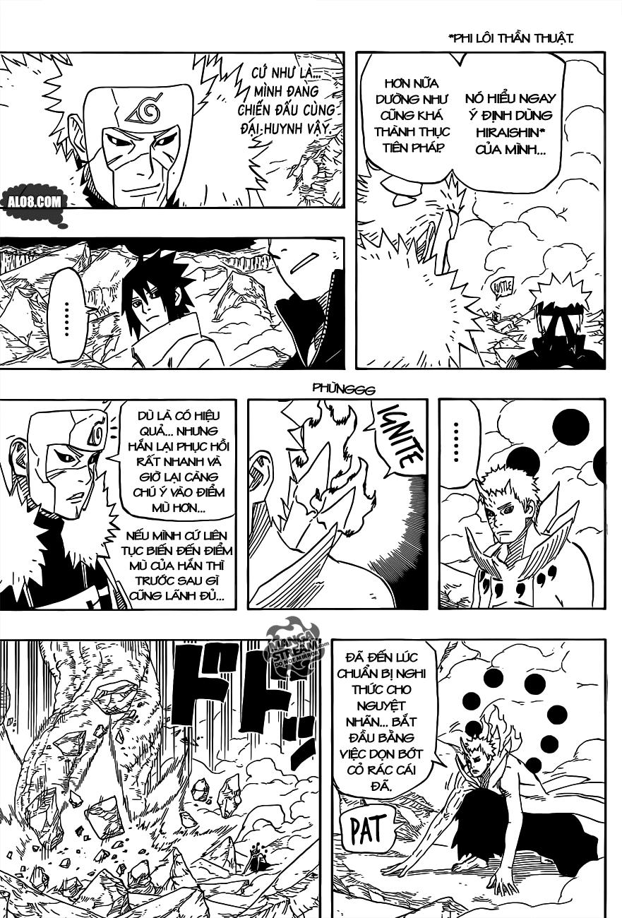 Naruto chap 643 Trang 5