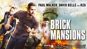 Brick Mansion English Movie
