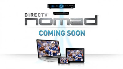 DIRECTV Nomad: Transfer DirecTV DVR's Contents to External Device