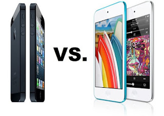 Pilih mana, iPhone atau iPod Touch?