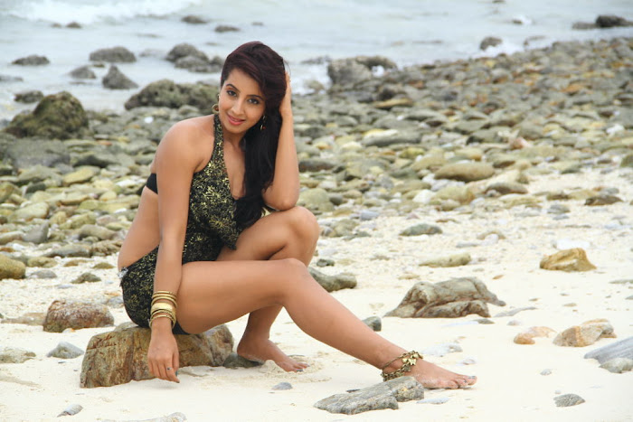 sanjana spicy latest photos