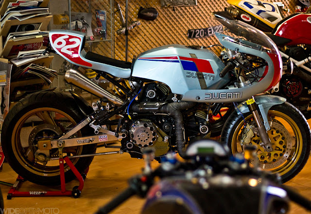Radical Ducati Pantahstica