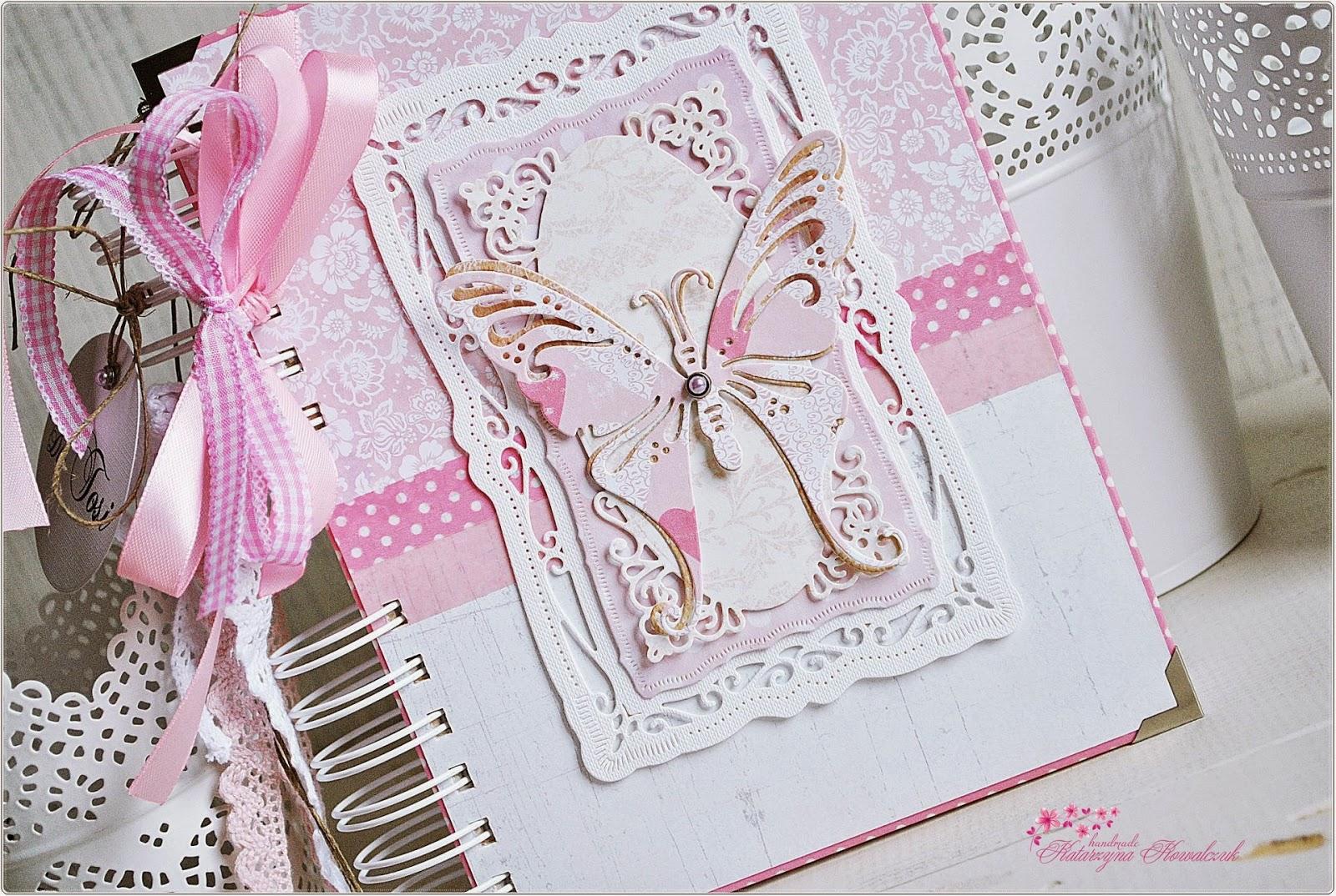 pamiętnik scrapbooking