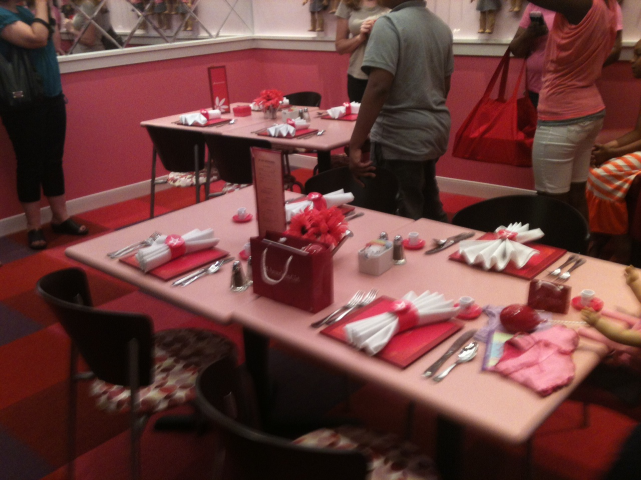 Decorating Ideas > My Springfield Mommy American Girl 15th Store Has Opened  ~ 090551_Birthday Party Ideas Columbus Ohio