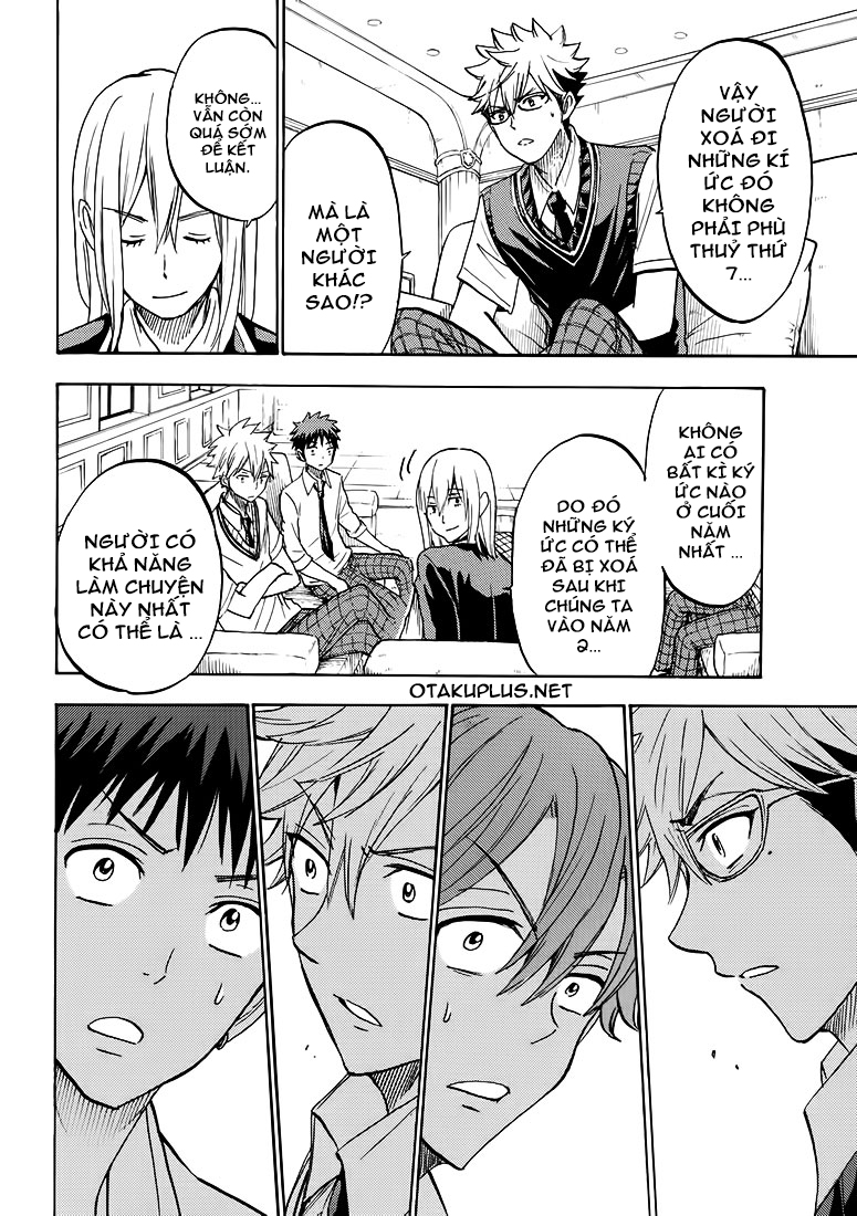 Yamada-kun to 7-nin no majo chap 206 Trang 11 - Mangak.info