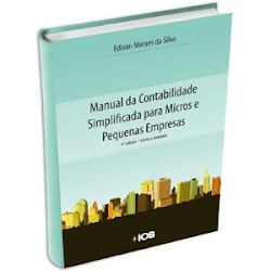 Manual da Contabilidade Simplificada para Micros e Pequenas 4º Edição