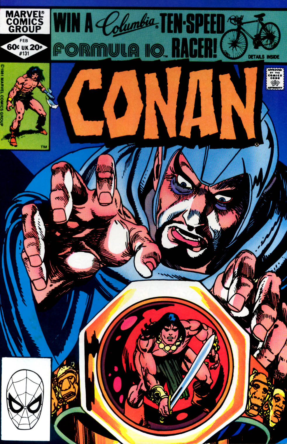 Conan the Barbarian (1970) Issue #131 #143 - English 1