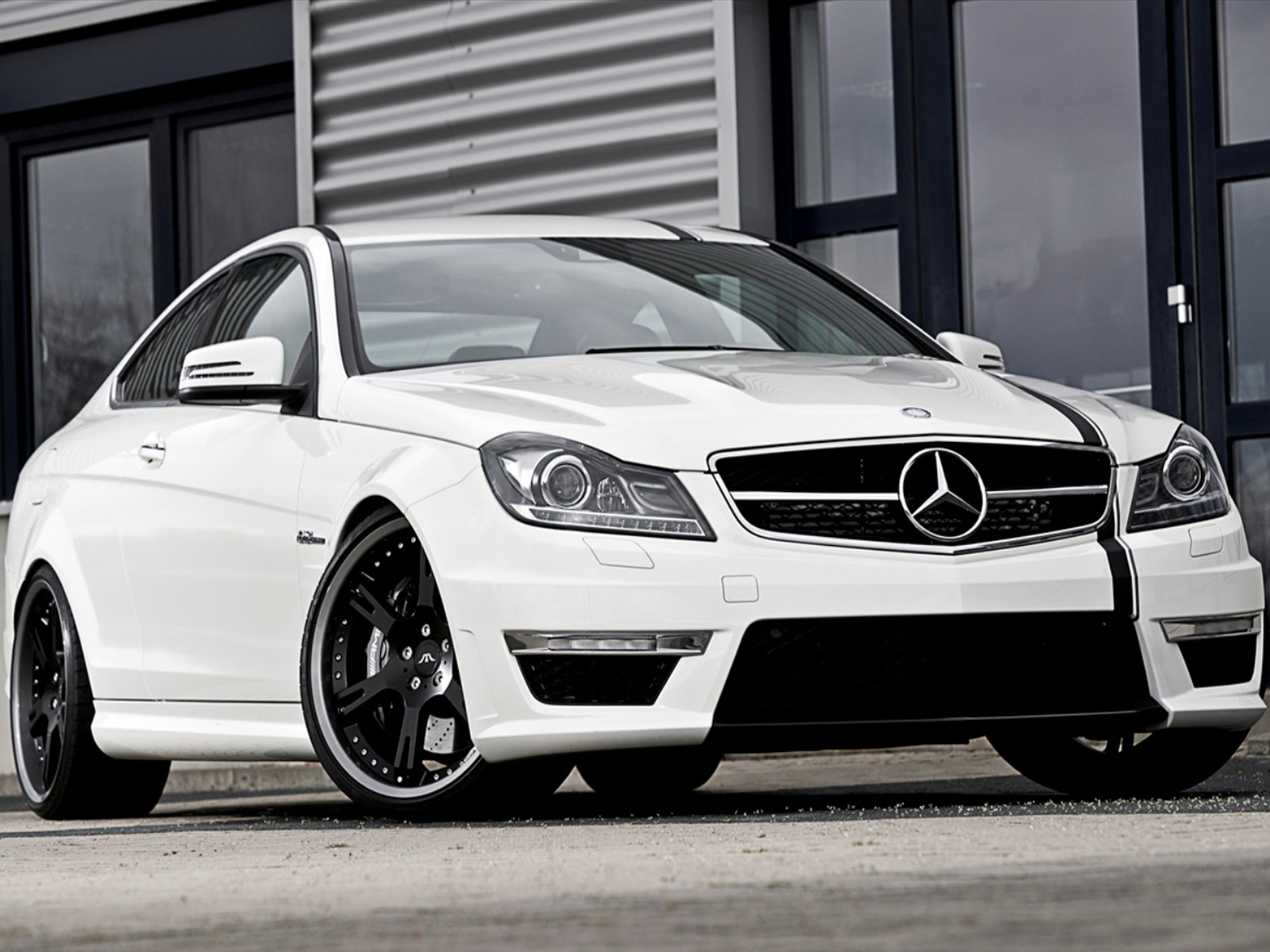 Mobil Modification Wheelsandmore Mercedes Benz Amg Coupe