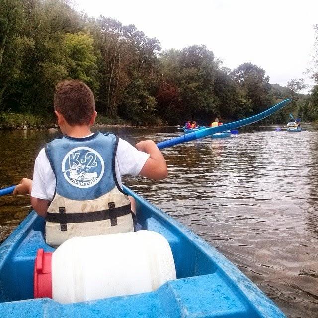 sella rio canoa