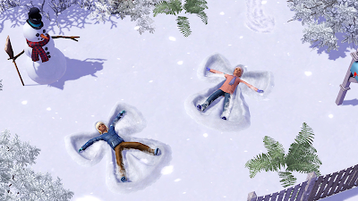 Free Download The Sims 3: Seasons PC Game Expansion Full Version Screenshots 1