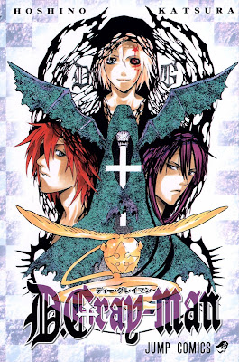 Download D.Gray Man