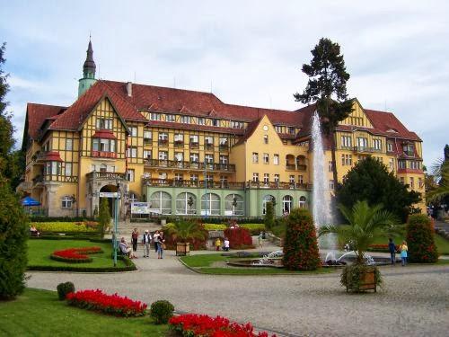 Kudowa Zdrój (fot. Jan Mehlich)