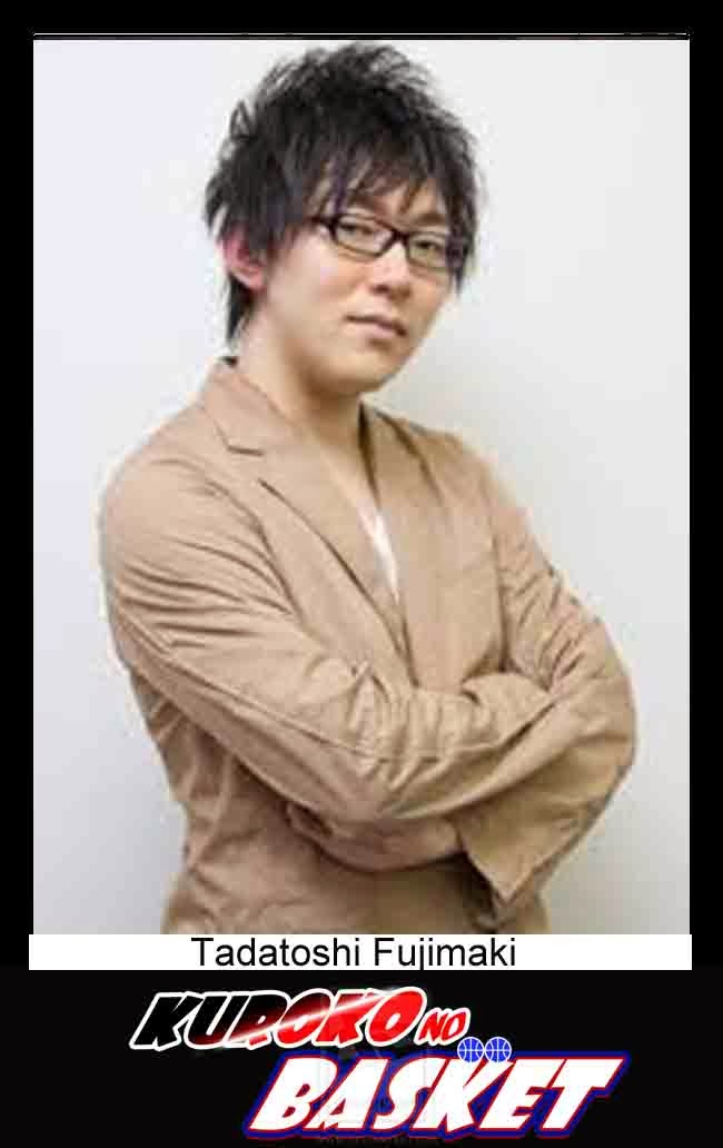 foto Tadoshi Fujimaki, pengarang manga Kuroko No Basket