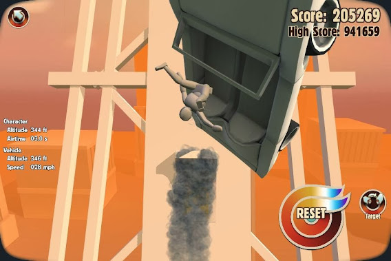 Turbo Dismount ScreenShot 02