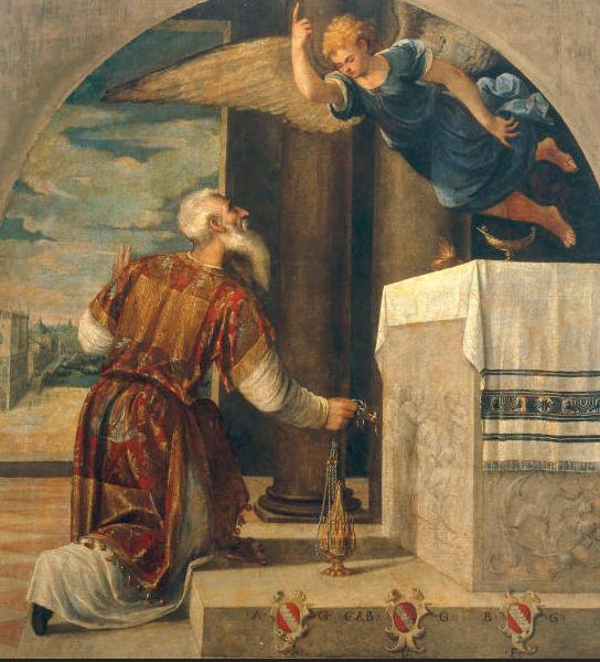 Retour/Méditation Biblique pour le Temps de l'Avent/< ou >/L'Enfance de Jésus/ Zacharie