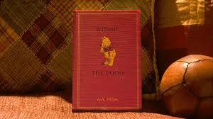 The Book Winnie the Pooh 2011 Disney movie
