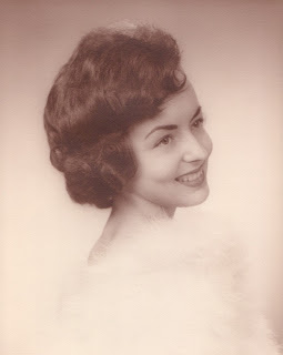 Mom's Senior Portrait