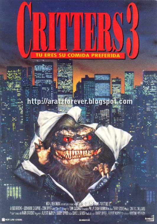 Critters 3, Leonardo DiCaprio, Kristine Peterson