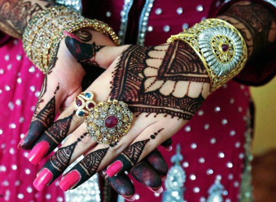 Mehendi Ceremony S Free Download : Beautiful henna mehndi designs summer collection