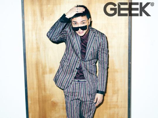 super junior leeteuk geek magazine 121119