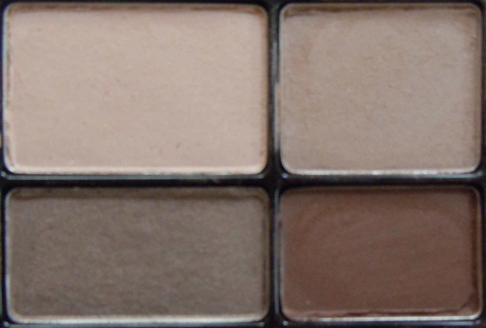 Lolas secret beauty blog revlon colorstay 16 hour eye shadow all four colors in this quad are buttery soft and apply with great ease i tried them with and without a primer and both ways the colors did last without ccuart Images