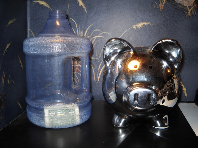 Vals Quilting Studio LINKY 2nd Annual Piggy Bank Savings