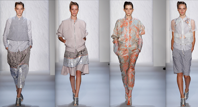 Suno Lookbook. Spring-summer 2013